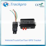 Latest GPS vehicle Tracker with GPS& GSM, Real Time and Long Standby Tracking on Website, Iphone and Android APPS