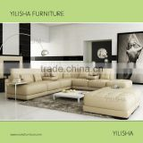 Antique Furniture Vintage leather sofa import furniture from china 706