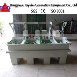 Feiyide Electroplating Machine Manual Barrel Plating Tank for Gold Zinc Nickel Plating