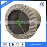 Customized tear resistance stone crusher used steel wire conveyor belt form China