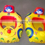 New design fahion popurlar cheap good quality Inflatable Baby Boat Pool Toy