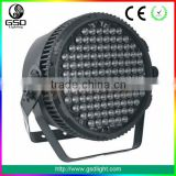 Reliable Reputation lighting 120W Waterproof Led Par Light Can used outdoor furniture