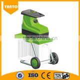 High Quality Electric Silent Knives Shredder Garden Electric Chipper