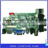 TFT LCD Panel With Single/Dual LVDS For TV Support Polarization/Shutter 3D