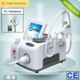 560-1200nm IPL Laser Hair Removal Speckle Removal Skin Care Beauty Device( IE-9) Age Spot Removal