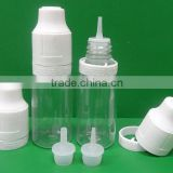 Dropper Sealing Type and Pharmaceutical Industrial Use wholesale plastic e liquid bottles