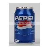 PEPSI COLA CANS (24X33CL) ENGLISH TEXT