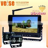 Harvesters Parts of 2.4GHz digital wireless camera Monitor system for Harvesters Vision Security