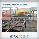 Automatic CNC Steel Rebar Mesh Making Machines for welding Concrete Reinforcing Mesh used in construction