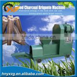 Wide suitability Excellent quality and High reputation hard wood charcoal briquette charcoal making machine