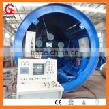from 800mm to 3500mm TPD series Earth pressure balance pipe jacking machine for sale