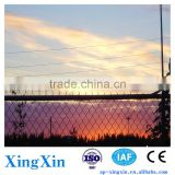 Price Chain Link Fence Gates, Plastic Coated Chain Link Fence Sport Court, Chain Link Fence Decorative Mesh (Pd - 032)