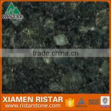China Butterfly green granite slabs tiles for hot sale