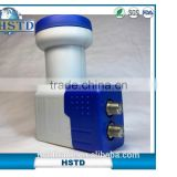 High gain twin c ku band LNB/c band lnb price in pakistan from china