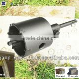 TCT tungsten carbide tipped hole saw for drilling hole saws on concrete cement brick