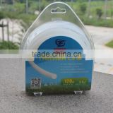 3.0mm square star shape brush cutter grass cutting nylon trimmer line rope with blister package
