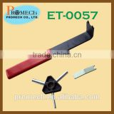 High Quality Motor Engine Chain Tensioner Roller Adjusting Tool Set/ Car Body Repair Hand Tools Kit
