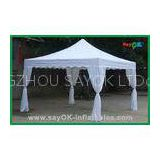 Gazebo 2x2 Steel Frame 2x2/3x3/3x4.5/3x6/4x4/4x8m Pop Up Canopy / Folding Tent