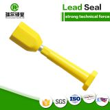 Tamper evident seals high security disposable container bolt seal REB006