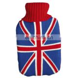 fashional pretty elegant warm soft cozy popular jacquard water bottle