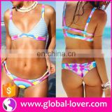 OEM small moq latest hot sexy tight xxx photos 2016 fashion bikini