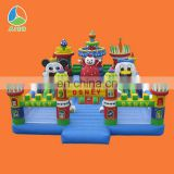 China Newly & Cutely inflatable children playground inflatable toy amusement