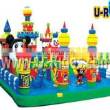 beautiful inflatable fun city games for kids