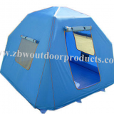 Portable waterproof Inflatable tent