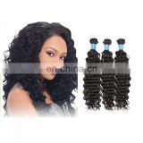 WholeSale 6A Virgin Brazilian Hair Bundles Kinky Curly Human Hair Natural Color 100% Human Hair
