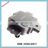 Auto parts mass air flow sensor 22204-42011 Supra 1990-1995 Lexus LS/SC400 GS/SC300 2220442011