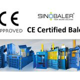 CE Certified Baler - Let Your Baler Quality Speaks