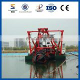 Extensive Used Hydraulic Cutter Suction Dredgers with 800-8000 m3/hour