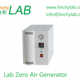 Online VOCs Analyzer Lab Gas generator for gas chromatograph Linchylab LZA-1500 Laboratory Zero Air gas generator manufacturer price for sale/Lab Zero Air gas generator