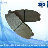 D903 auto brake pad for Hyundai,semi metallic brake lining,good wear rate