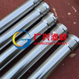 Slotted wedge wire screen filter tube
