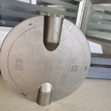 Butterfly valve accessories CF8 stainless steel valve plate