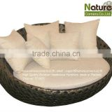 Outdoor Sofa Bed, Round Lounge Chair, Outdoor Lounge Bed