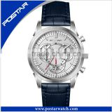 Water Resistant Feature and Fashion Sport Type japan movt quartz watch stainless steel back