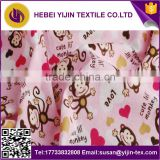 factory direct sale printed 100 cotton flannel fabric /textiles fabric floral                                                                         Quality Choice