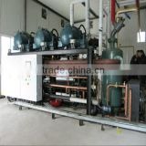 Rack Compressor Condensing for refrigeration plant