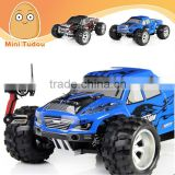 WL Toys A979 1:18 Whole Proportional RC 4WD Truck 2.4G RC Electric Car with Shock System Top Speed 50KM/H
