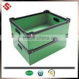 2015 PP plastic corrugated stackable tray