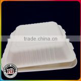 Inquiry About Biodegrandable Eco-friendly Sugarcane Bagasse To Go Box