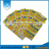 Home decoration use and label sticker type gps sticker