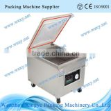 Large chamber food vacuum sealer