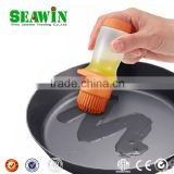 colorful cooking silicon oil brush silicone basting brush