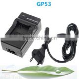 2016 Hot GoPros Accesesories / Gopros Heros 3 / 3+ Battery Charger with Power Cable EU Wall Plug GP53