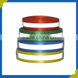 Profession webbing belt manufacturer for woven custom reflective belts