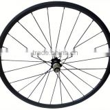 High quality 700c road bicyle for clincher or tubular carbon wheelset 29er carbon rims