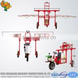 Professional self-propelled diesel engine Agricultural Sprayer uses for small and middle fram